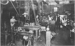 First Bodine Electric workshop in Chicago