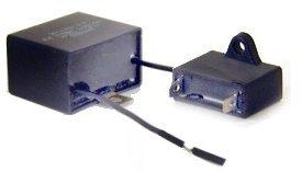 Motor Run Capacitors (plastic box type); Metallized Polypropylene Film.