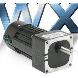 Bodine 34R-WX AC Fixed-Speed Gearmotor