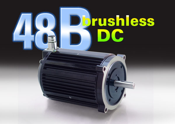 High performance type 48b brushless dc ecm motors and for Large brushless dc motors