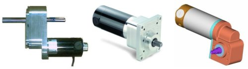 Variable speed AC, DC and BLDC Gearmotors