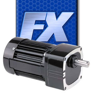 42R6-FX - New Bodine AC Gearmotor, 3-Wire-Reversible