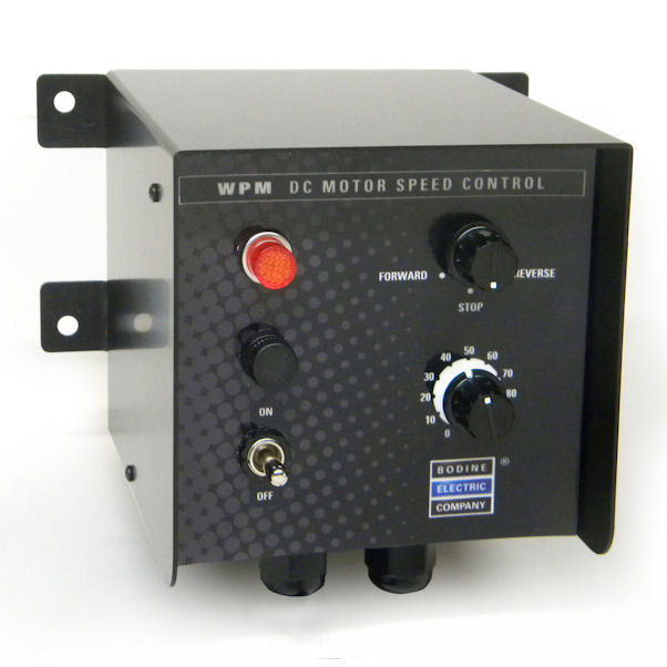 New dc motor speed control with dynamic braking bodine for Electric motor dynamic braking