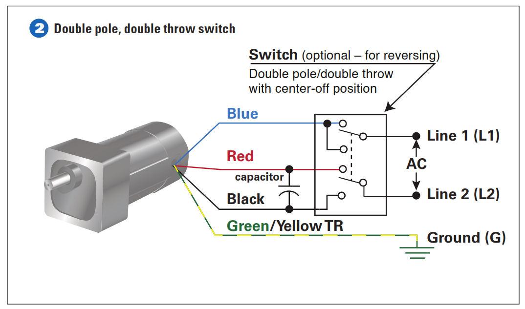 Ziemlich 4 Draht Einphasenmotor Zeitgenössisch - Elektrische ...