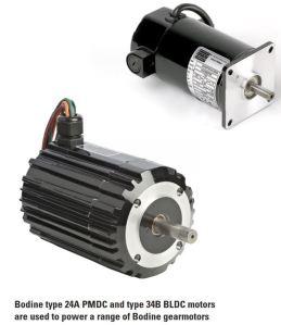 Bodine Gearmotor - Motor Constants - 12