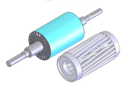 Bodine-AC-Gearmotor-Basics_Cutaway