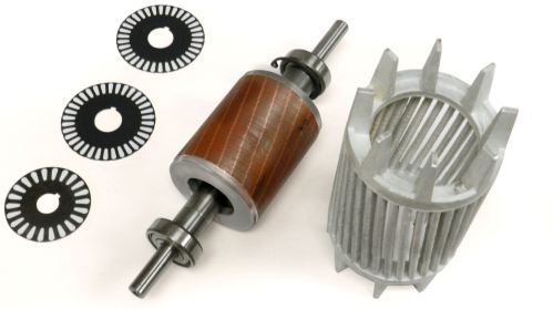 Bodine-AC-Gearmotor-Basics_Squirrel-Cage-Induction-Motor