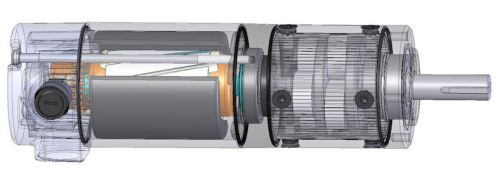 New Planetary PMDC Gearmotors Provide up to Twice the Torque!