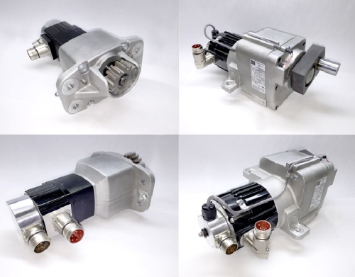 Optimized Gearmotors for Low-Voltage Applications